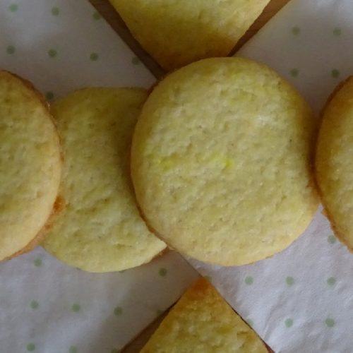 Recetas fáciles: Galletas a la vainilla con Budito®