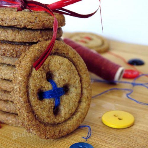 Centeno: Receta de galletas 'Botones al Budito®'