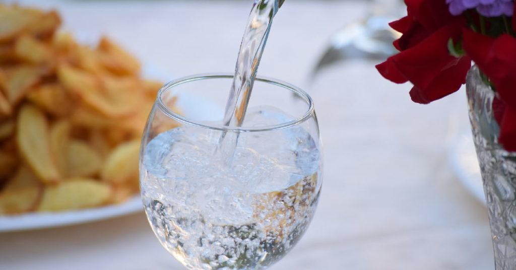 agua, Alimentos que fortalecen el sistema inmunológico
