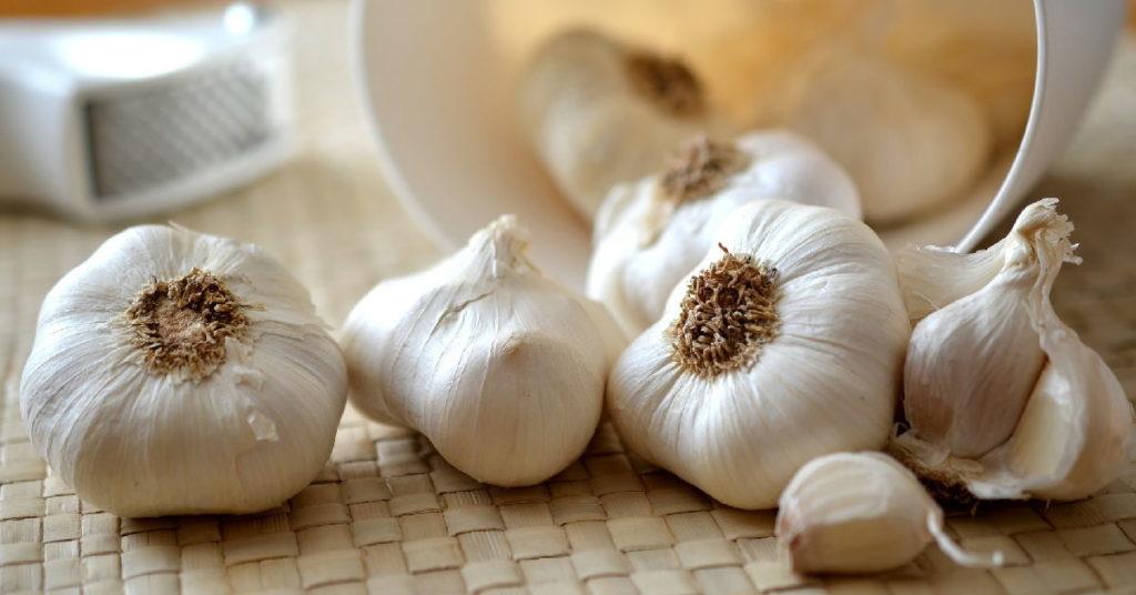 ajo,Alimentos que fortalecen el sistema inmunológico