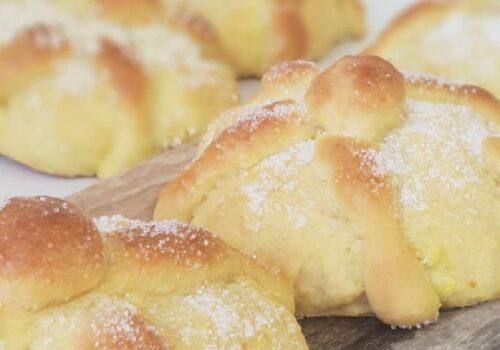 Pan de Muertos receta tradicional hecha con Budito®