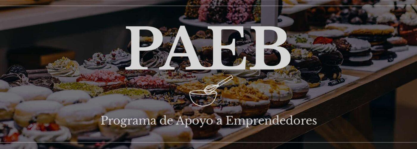 ¡Te presentamos el PAEB! – Apoyo a Emprendedores