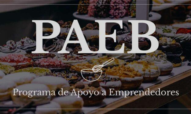 ¡Te presentamos el PAEB! - Apoyo a Emprendedores